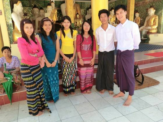国境を越えて日本とミャンマーの若者が国際会議開催!
