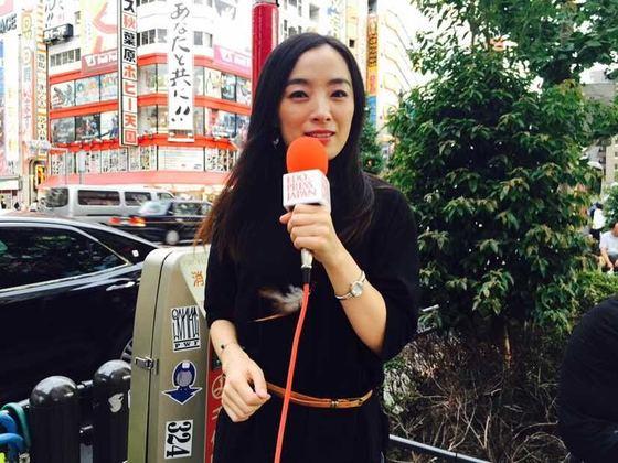 日本が大好きな中国人ウェイウェイが日本の魅力をラジオで発信!