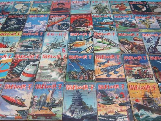 100年分8千冊の技術雑誌を集めた「夢の図書館」を公開したい!