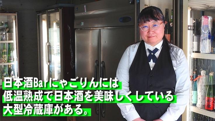 札幌すすきの】おいしい日本酒を提供する為4台の大型冷蔵庫を守りたい