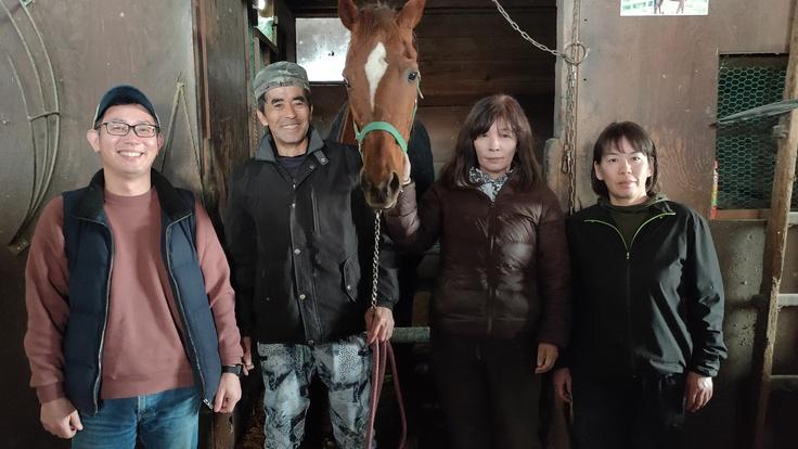 松原ステーブルスの新たな挑戦|馬の命を救い最後までみとる場の継続を