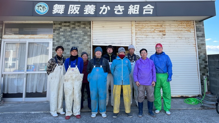 浜名湖の牡蠣が大ピンチ!養殖存続を助けてください!