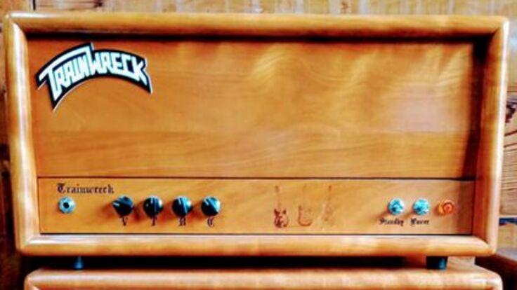 トレインレックギターアンプ新製品の音を世界に先駆けて日本で鳴らす!