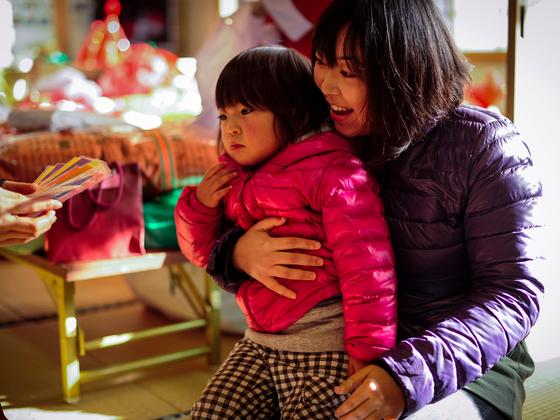 被災地の子ども達の「道標」をクリスマスに届けたい!
