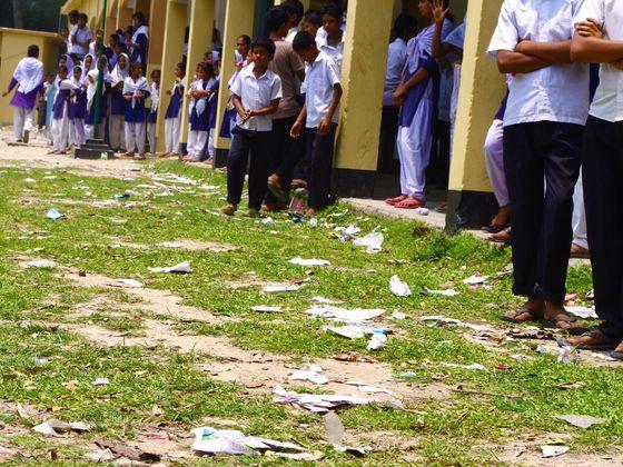 バングラデシュで現地人が挑む!農村地域でのゴミ教育とソーシャルビジネスの開発!
