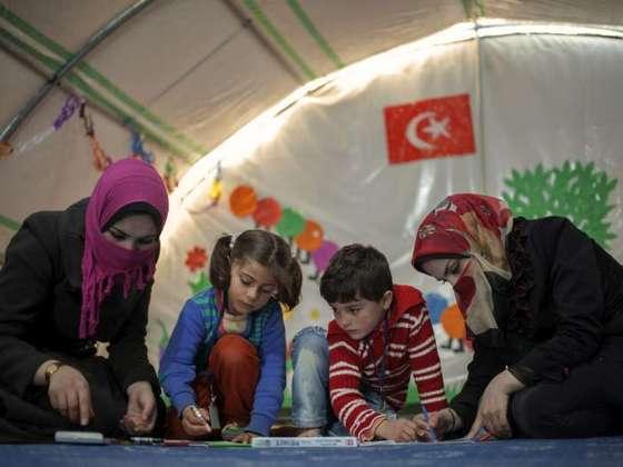 伝えたい!イスタンブールに住むシリア難民の現状を