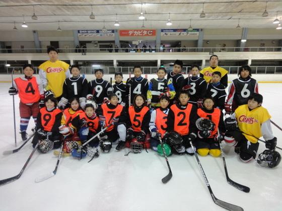 氷都釧路でアイスホッケースクールと競技大会を開催したい!!