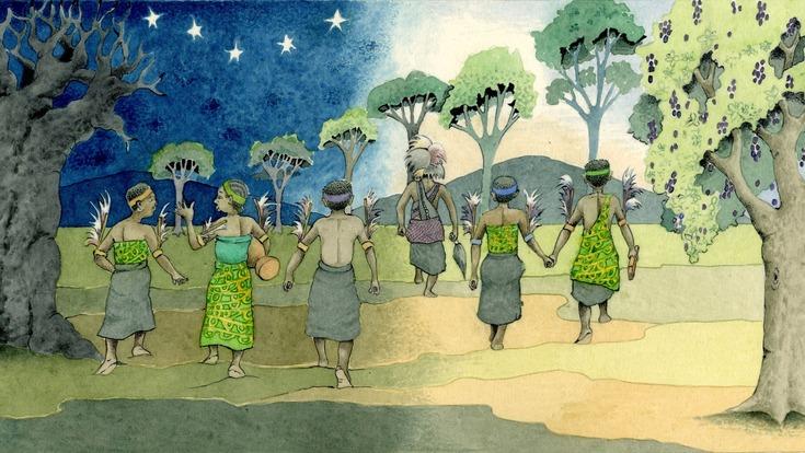 アフリカの魅力伝える絵本をタンザニアの子どもたちに100冊贈りたい