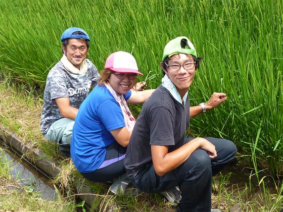 障害を持っていても最高の生産者!無農薬酒米で造る自然派日本酒