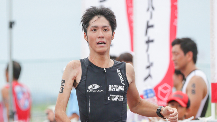 パラトライアスロンアジア選手権に日本代表として出場したい!!