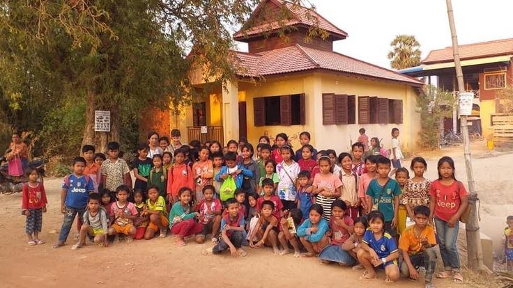 教育は未来への希望だ!コロナ禍で頑張るロータスハウスを応援したい