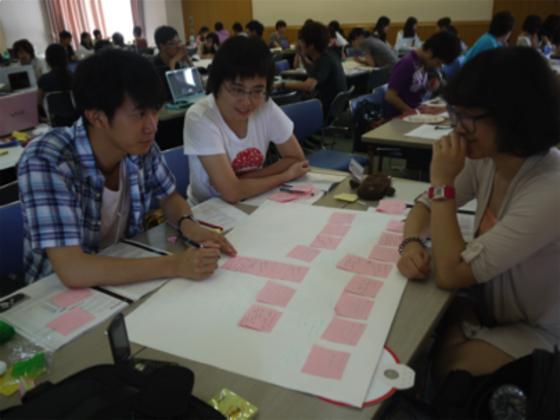 学生のための日中韓国際ビジネスコンテストOVAL Beijing 2013