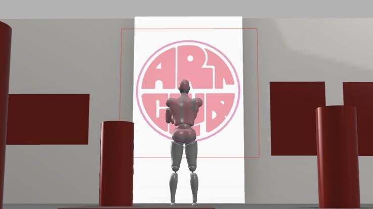 美術館で展示会を開催したい!