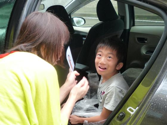 障がいのある子が放課後デイサービスに通う為の送迎車を購入したい!