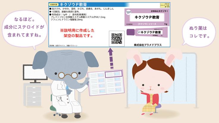 【早見帖プロジェクト2021年】「皮膚の市販薬」情報を医療現場へ