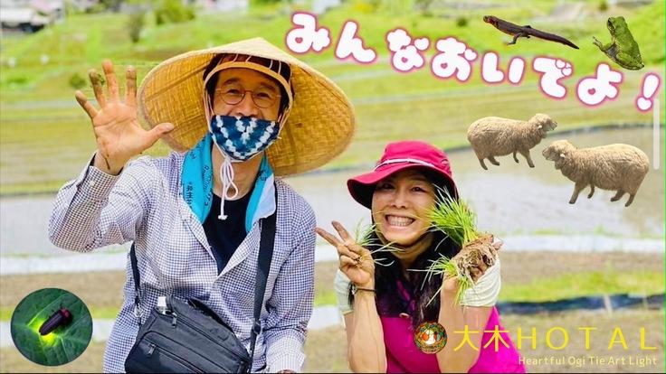 泉佐野市の築150年の古民家を拠点に「ランプの村」を作りたい!!!