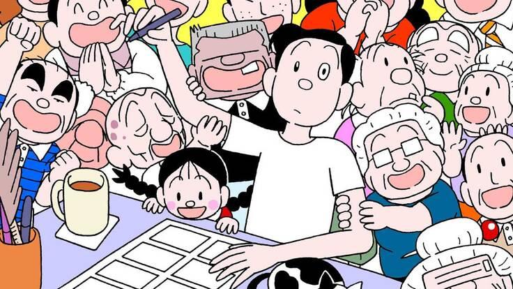 四コマ漫画の連載回数『世界記録更新』への挑戦