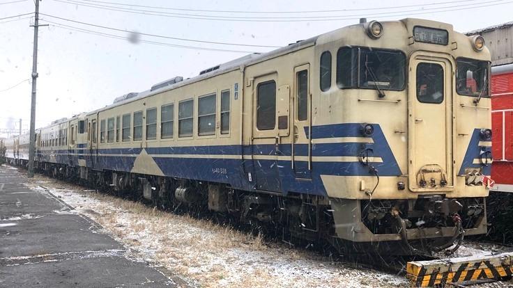 北条鉄道の挑戦。引退したキハ40気動車をもう一度走らせよう。