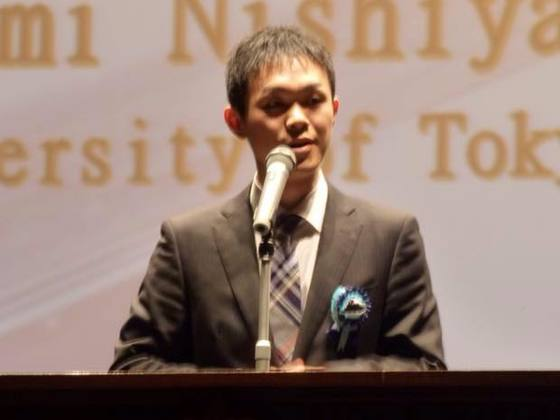英語弁論大会開催によって「スピーチ」の力を人々に伝えたい