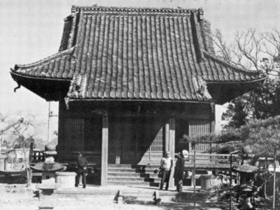 江戸時代から290年間熊谷を見守った文化財・愛染堂を修復したい