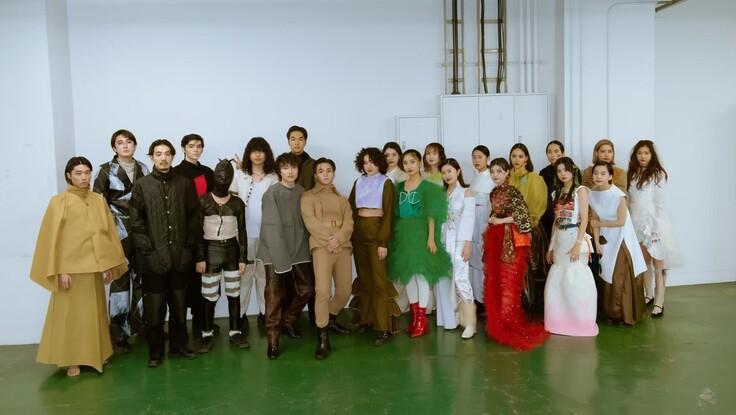 ファッションショー「Novel」