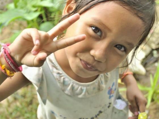 バングラデシュの子ども達が平等に夢を見るために学校を建てたい