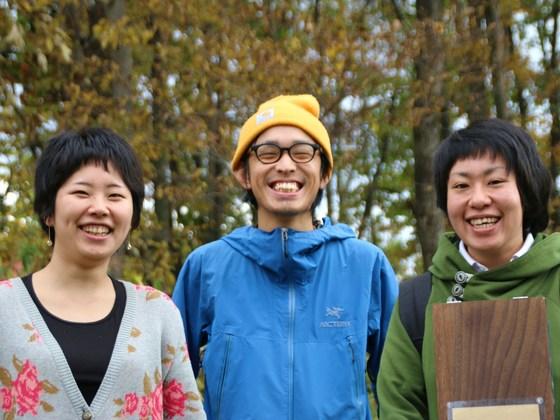 日本を旅するキャラバンを通じ、 地域を越えるネットワークを!
