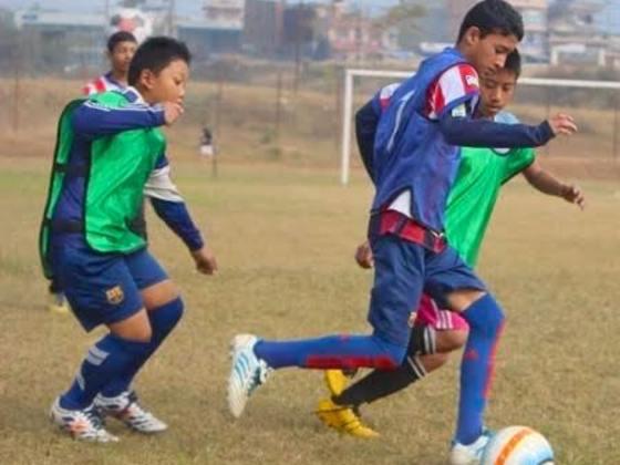 ネパール大地震で傷ついたサッカー少年たちが夢の国際大会へ!