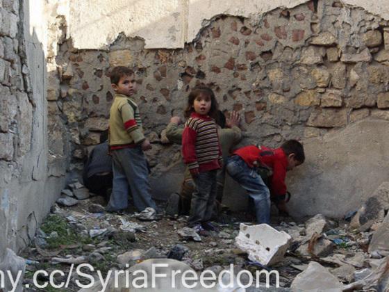 シリア戦争で支援者0の地域に命を繋ぐ為の支援物資を届けたい!