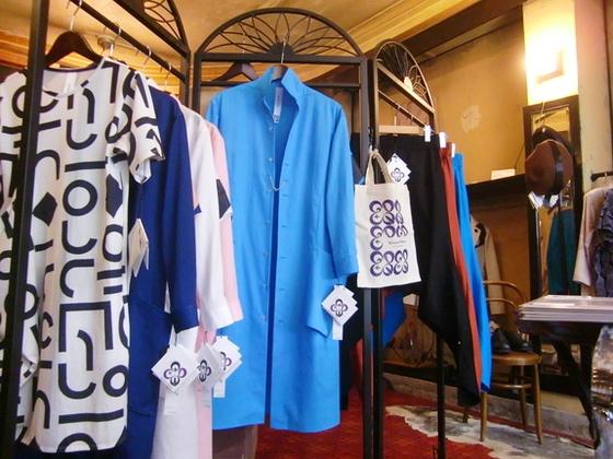 街の一商店から始まるファッションブランドでいつか海外へ。