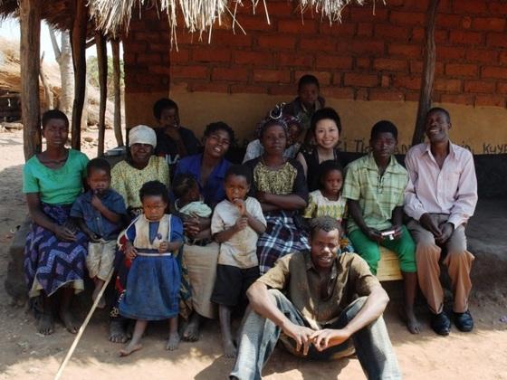 マラウイに[ナノフランチャイズ]で雇用を生み衛生を改善します!
