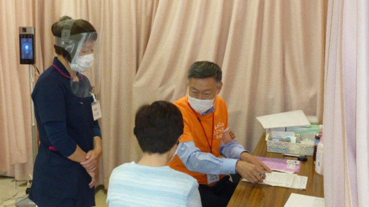 わが国の隅々までワクチン接種を! 医療過疎地域へのワクチン接種支援