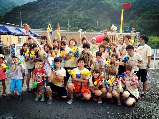 岩手県大槌町で、皆で心から笑顔になれるイベントを開催したい!