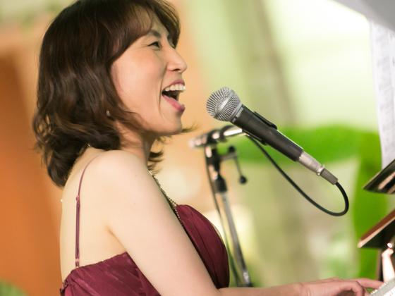 自分らしく歌う楽しさを弾き語りで伝えるためにCDを作成したい!