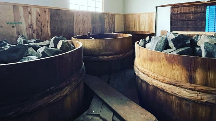 73年続く木樽仕込みの味噌づくりを100年200年と続けていきたい