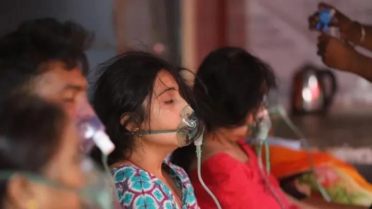新型コロナウィルス感染症インド緊急支援