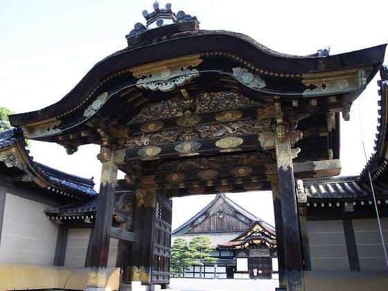世界遺産二条城 修復応援プロジェクト〜煌めく唐門(からもん)の完成へ!〜