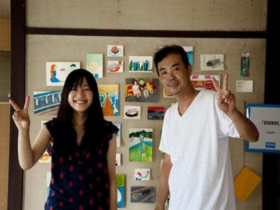 ひたちなか海浜鉄道を彩る学生主体アートイベント、みなとメディアミュージアム