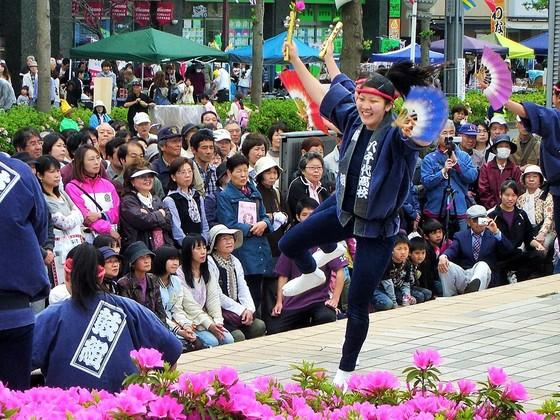 「第10回八千代ゆりのき台つつじ祭り」を盛大に開催したい!