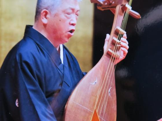 日本の伝統芸能、薩摩琵琶と日本舞踊をワシントンDCで公演!