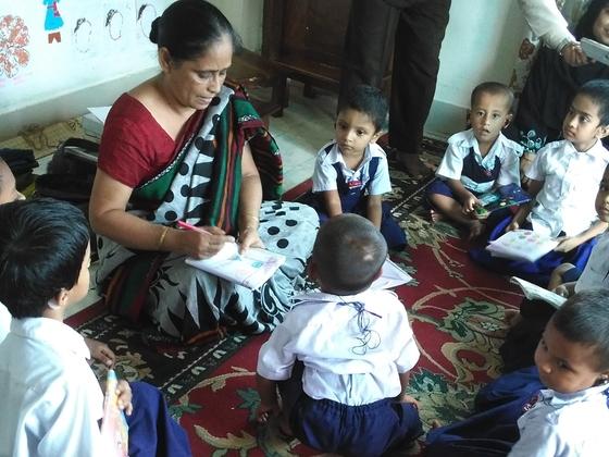バングラデシュの聴覚障がい児のために、新しい聴力検査器を!