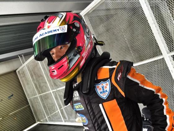 高校生レーサーがF1ドライバーを目指してスーパーFJに参戦!