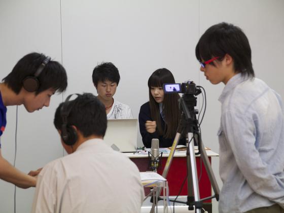 石巻の高校生が東京で気球に乗る 大空から実況中継でお伝えします!