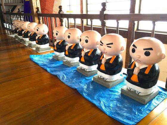 『ありがとう小僧さん』を全国に広め、お寺を身近な存在に!
