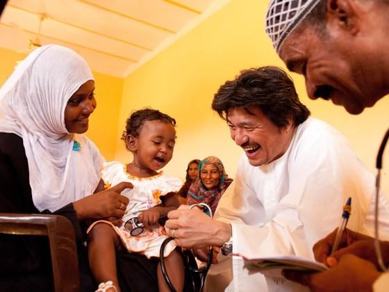 スーダンの無医村に診療所を建設し、7,000人の命を救いたい!