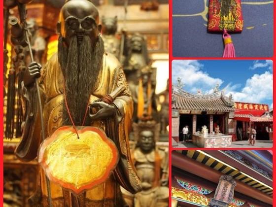 アジア最強縁結びの神様「月下老人」を、静岡に招待したい!