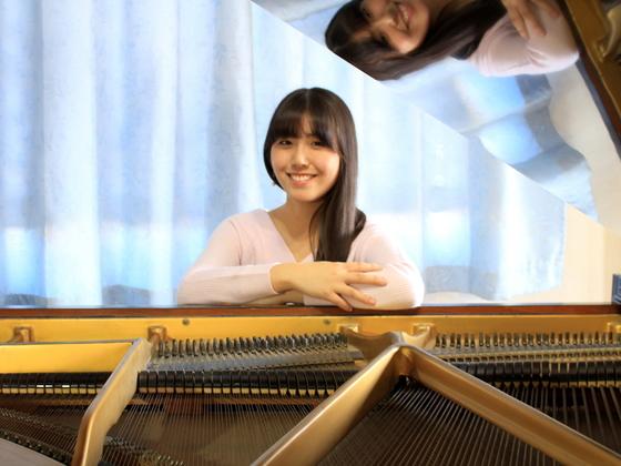 音楽の力を世界に!米国大学院でピアニストとしての腕を磨きたい