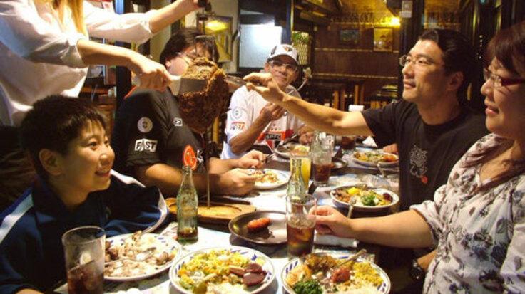 浜松市にあるブラジル料理レストランをコロナ禍から守りたい