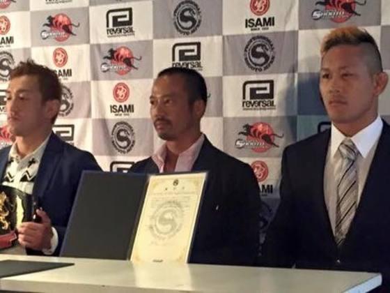 川名雄生選手のプロ修斗世界チャンピオンへの道を応援したい!