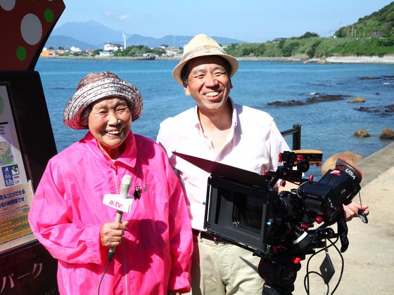 84歳現役最高齢女子アナのふみちゃんが作るミュージアムを天草に